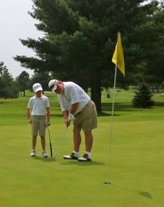 Parent Child Golf Tournament in Richmond VA