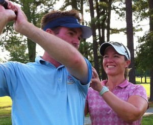Golf lessons in Richmond, Virginia and Hanover County are the best with PGA professional Leighann Albaugh