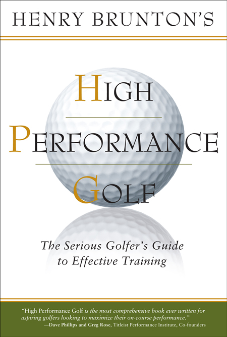 High Performance Golf